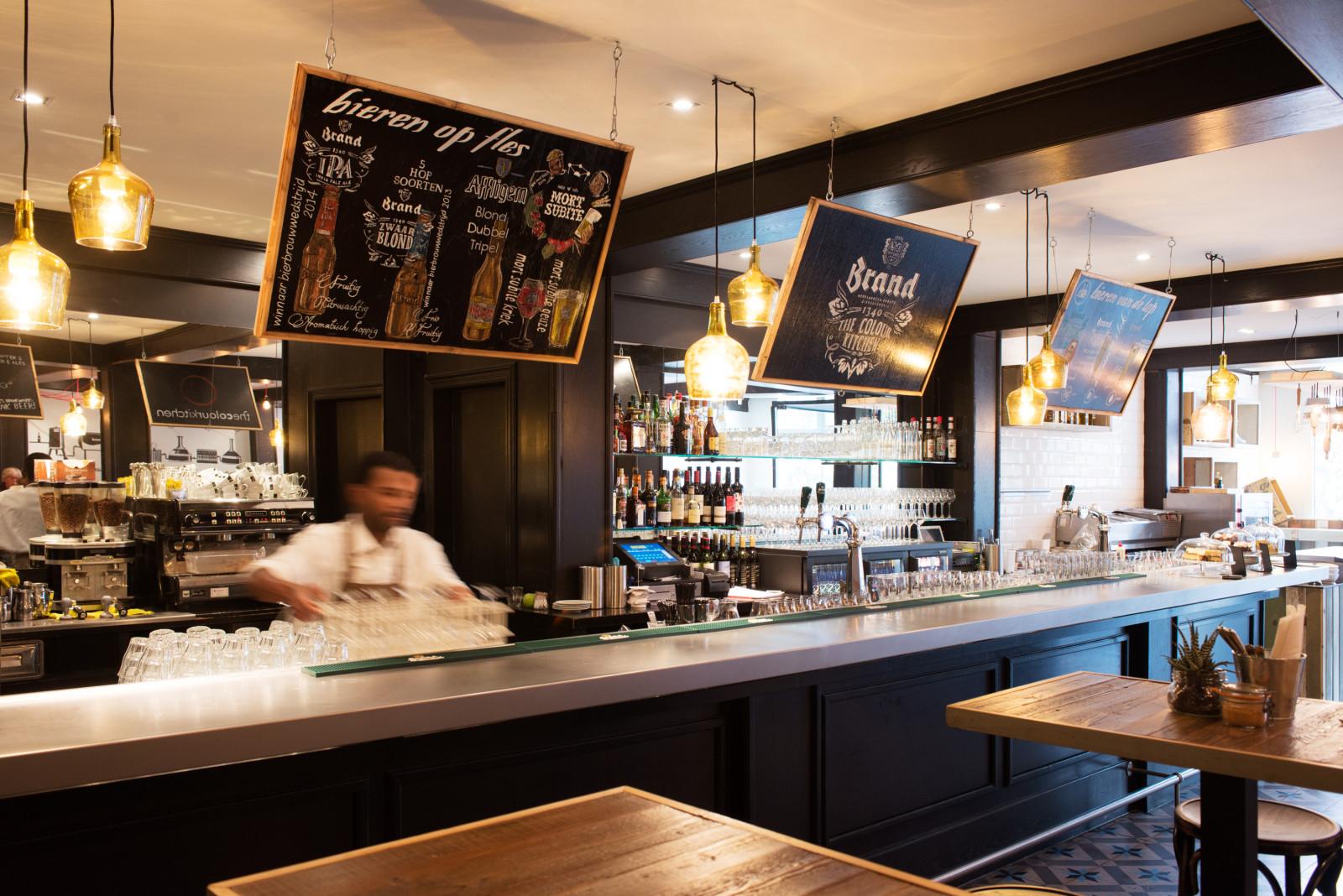 Color Kitchen Utrecht.Sheryl Leysner Interior Architecture Project Management